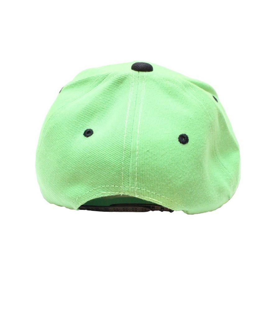 TakeInCart Batman 3D Snapback   Hiphop Caps (Green   Black) - Buy ... 48efe890010b