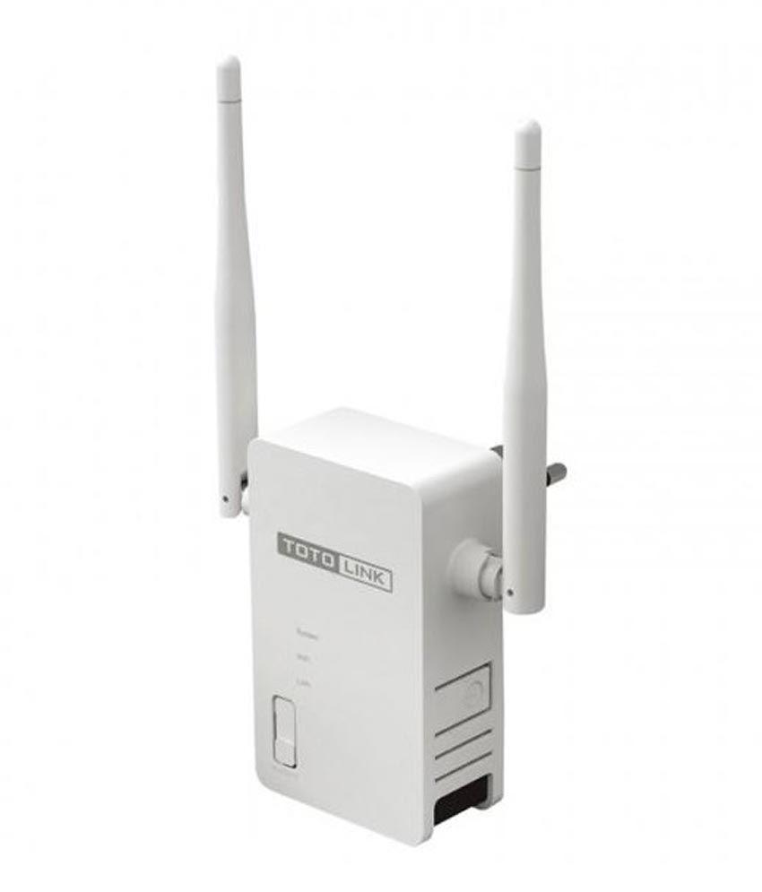 Totolink 300Mbps Wireless N Range Extender Ex300