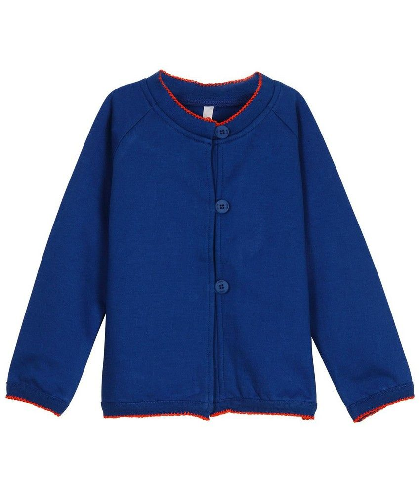 Oye Raglan Shaped Jacket - Royal Blue