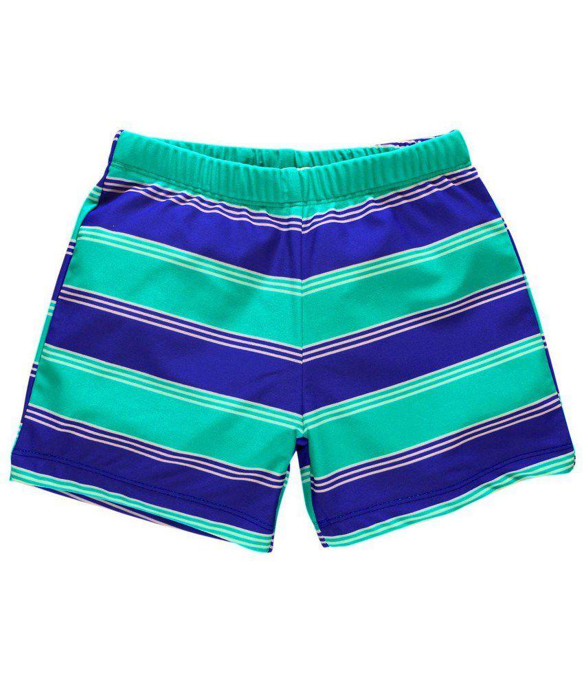 Oye Oye Swim Wear Trunk - Blue