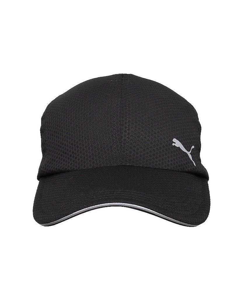 Puma Man Black Cap-82824501-X - Buy Online   Rs.  de81faeba6c
