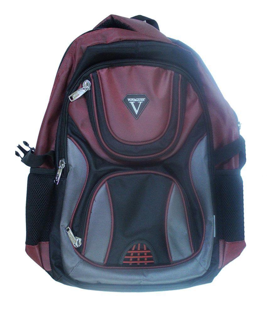 Voyaguer Multicolour Polyester Backpack