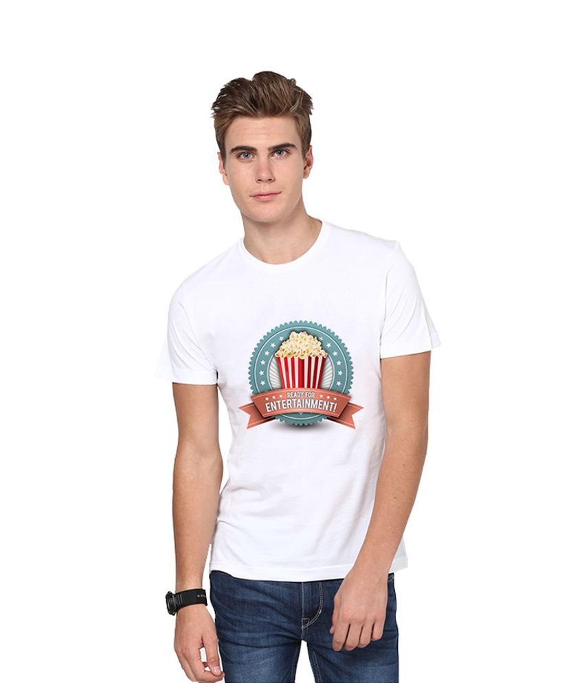 Bgfanstore Poly Men's Round Neck T-shirt