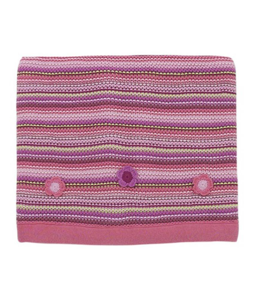Knitting Pattern For Upsy Daisy : Lollipop Lane Upsy Daisy - Knitted Blanket: Buy Lollipop Lane Upsy Daisy - Kn...