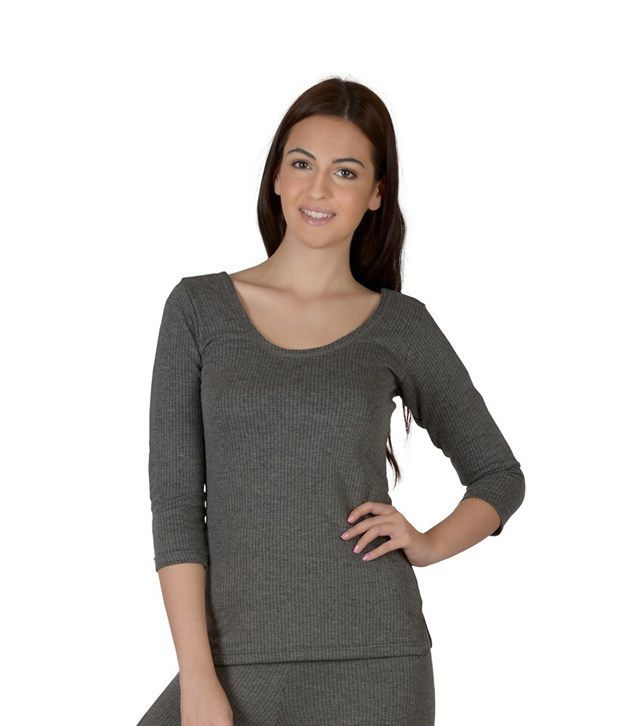 01a104b72 Buy Selfcare Off-white Thermal Top For Ladies Online at Best Prices in  India - Snapdeal