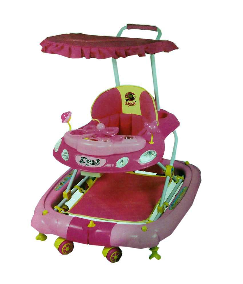 Dash Snoopy dx baby walker 6in1