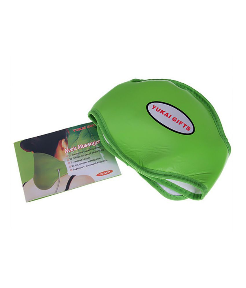 Sobo Ergonomically Travel Neck Massage Pillow With Music