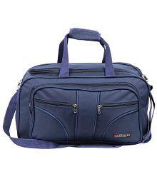 Bleu Blue Duffle Bag 21 Inches