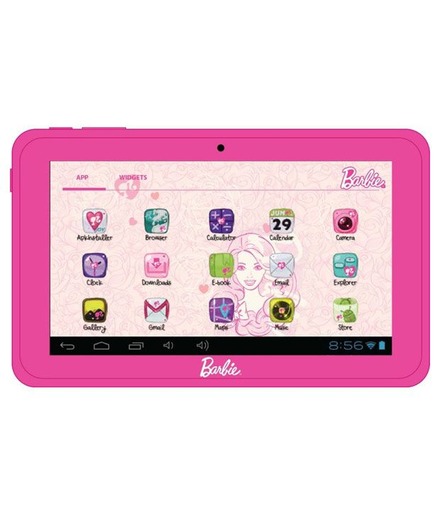 Barbie android kids tablet buy barbie android kids tablet online at
