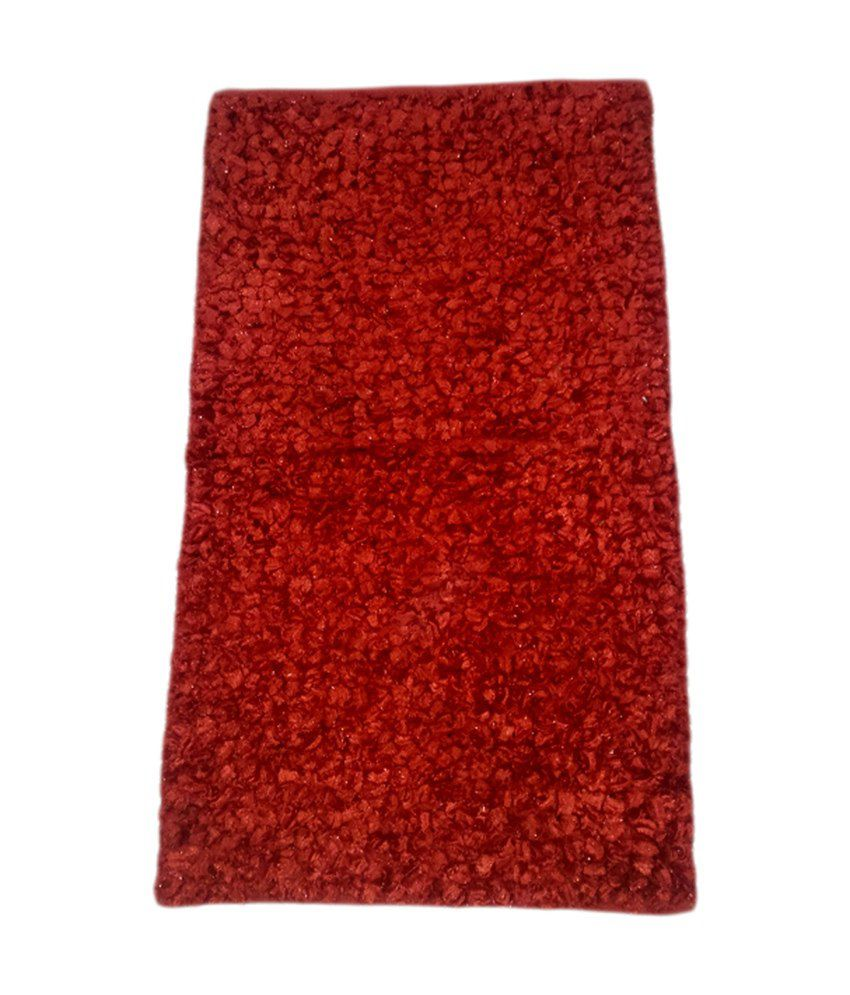 pearl home decor red polyster carpet buy pearl home the magic carpet oriental rugs home decorating
