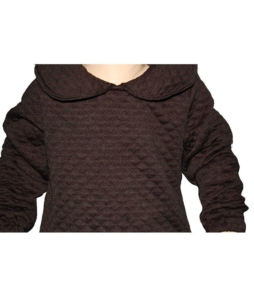 Habooz Sleevless Black Color Sweater For Kids - Buy Habooz Sleevless ... 419327a9f