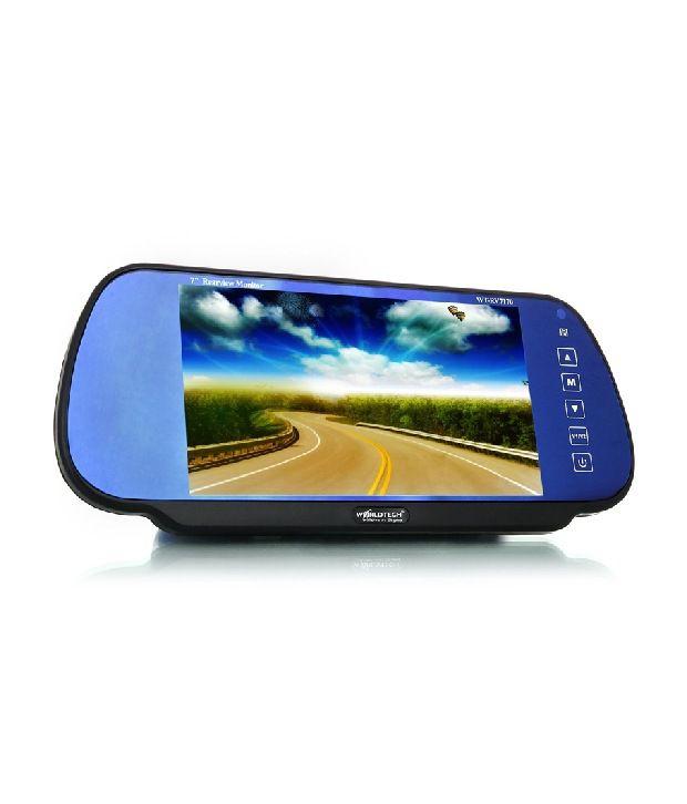 Worldtech Wt Rv7170u Rearview Mirror Buy Worldtech Wt Rv7170u