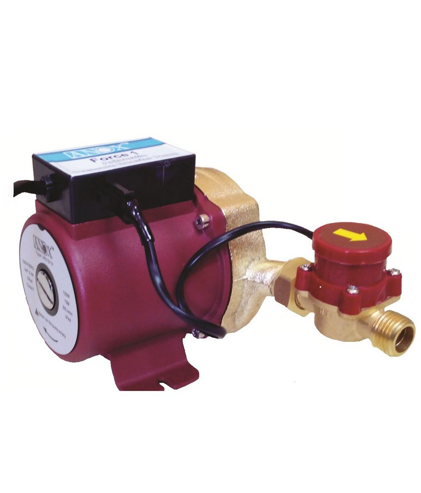 Anox Force 1 Automatic Water Pressure Pump. Pressure Pumps For Bathrooms India