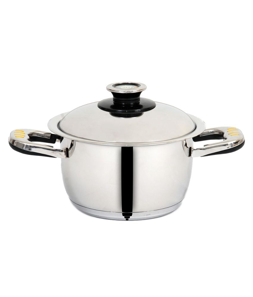 grace cookware surgical stainless steel cookware 6 ltrs buy online rh snapdeal com