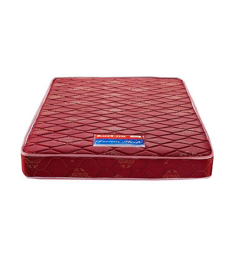 Kurlon Queen Size Dream Sleep Spring Mattress 75x60x6