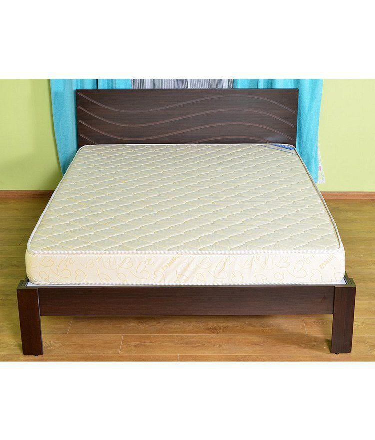 nilkamal queen size vitality foam mattress 75x60x6 inches buy nilkamal queen size vitality. Black Bedroom Furniture Sets. Home Design Ideas