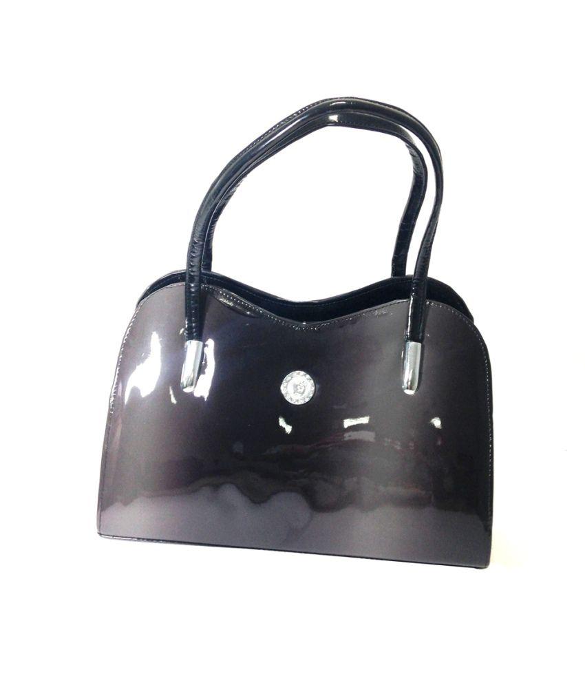 Shopisky Grey Satchel Bag