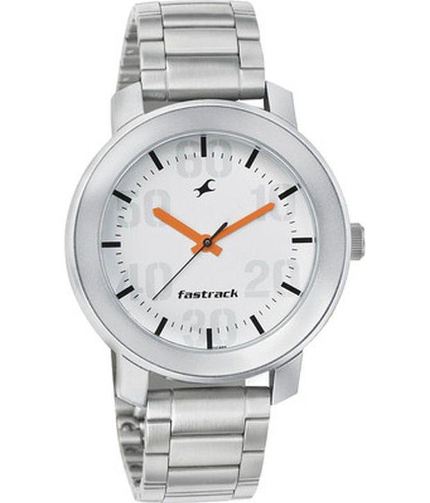 Fastrack 3121SM01 Men's Watch