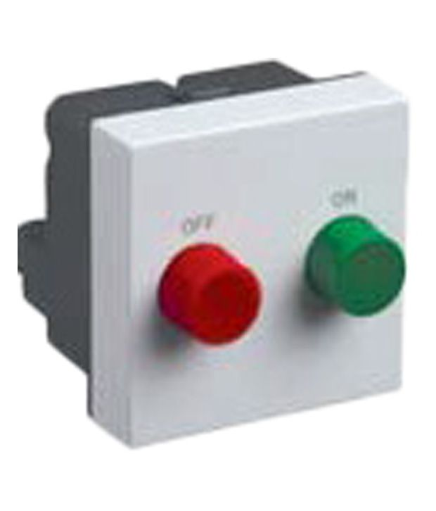 buy legrand myrius 2 module motor starter 16 a online at low price rh snapdeal com