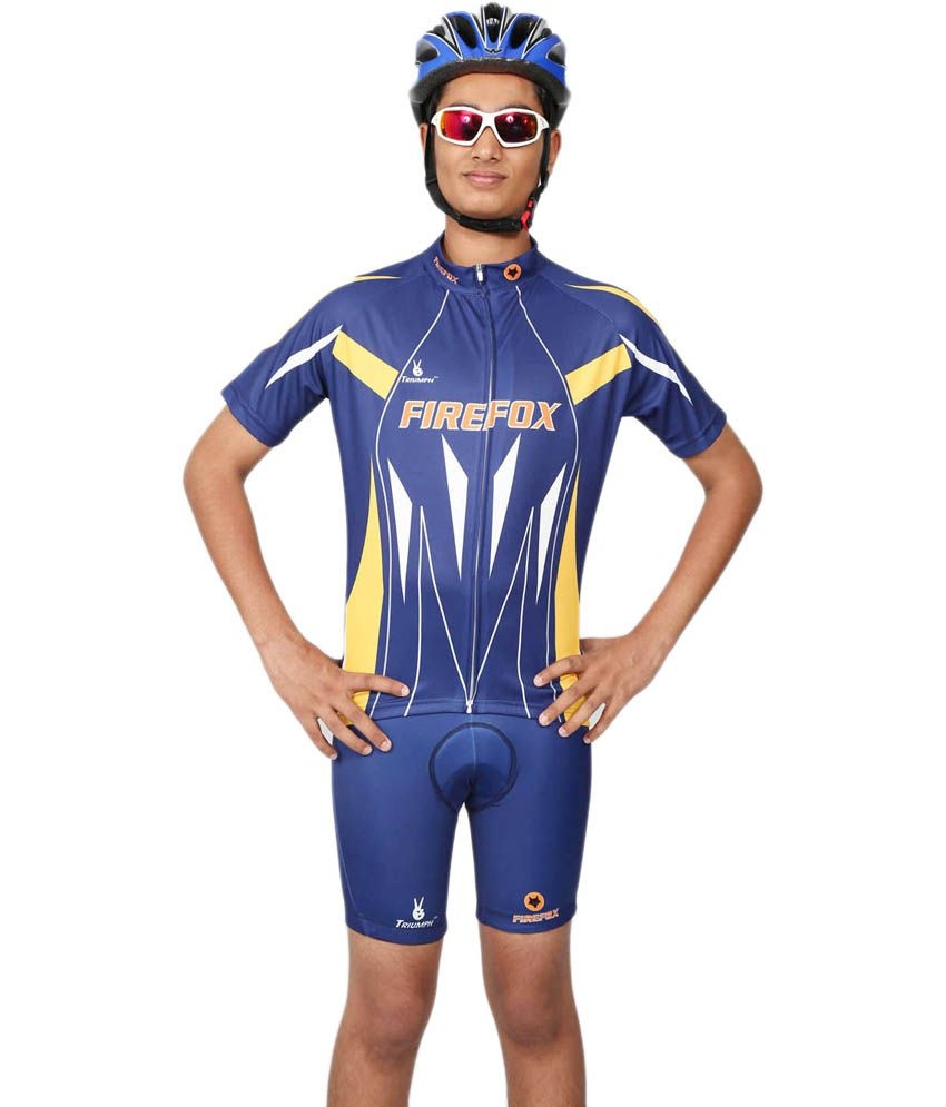Triumph-firefox Bicycle Clothing For Men/women