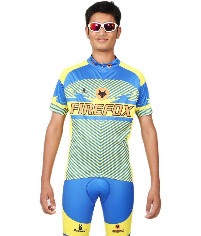 Triumph-firefox Cycling Jerseys