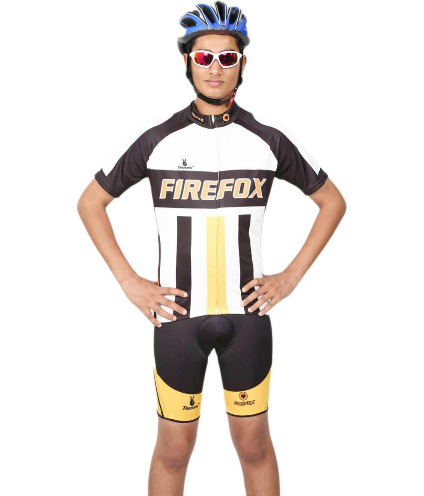 Triumph-firefox Winter Cycling Clothing