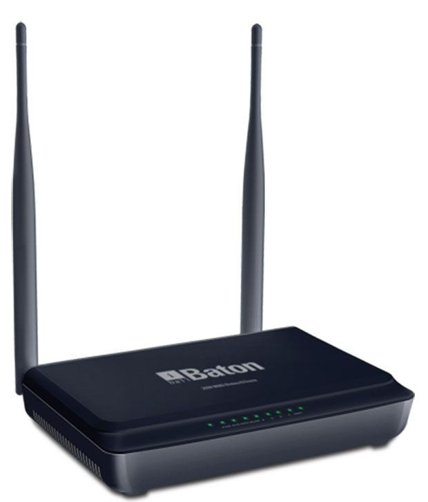 Iball 300m Mimo Wireless-n Router(wrb300n)
