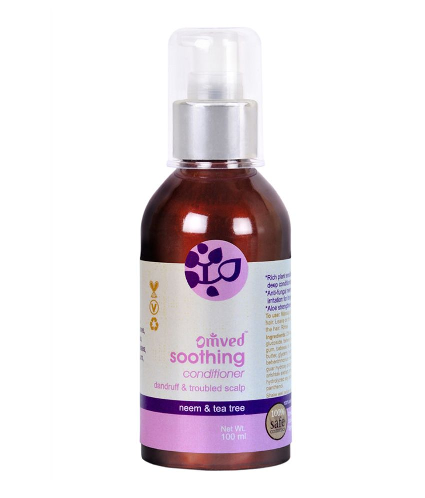 Omved Soothing Conditioner For Dandruff And Troubled Scalp