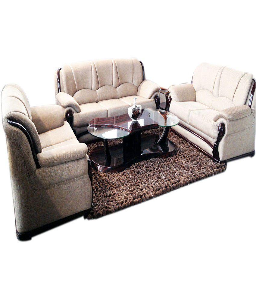 Settee Sofa Furniture Prices In India: Vintage Teek Ivoria Sofa Sofa Set