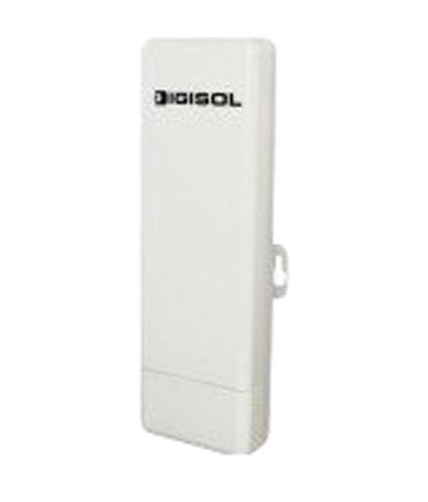 Digisol Dg Wa1102np Outdoor Wireless Access Point White