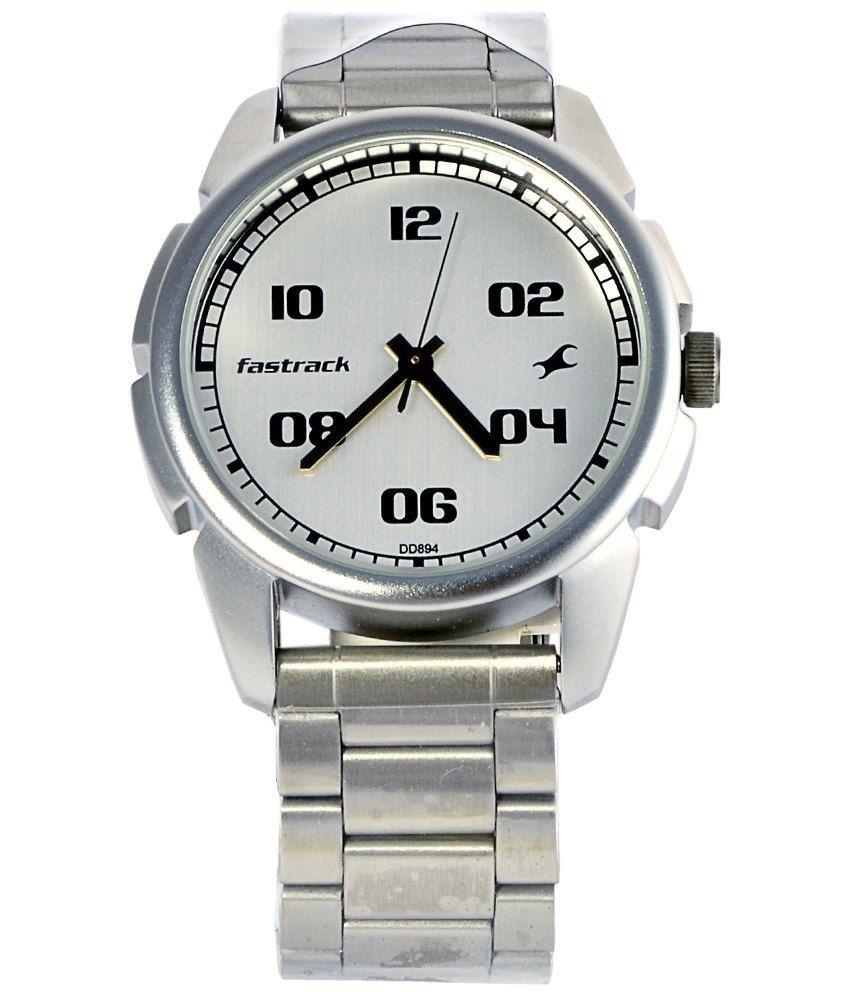 Fastrack 3024sm01 Metal Watch For Men - Buy Fastrack ...