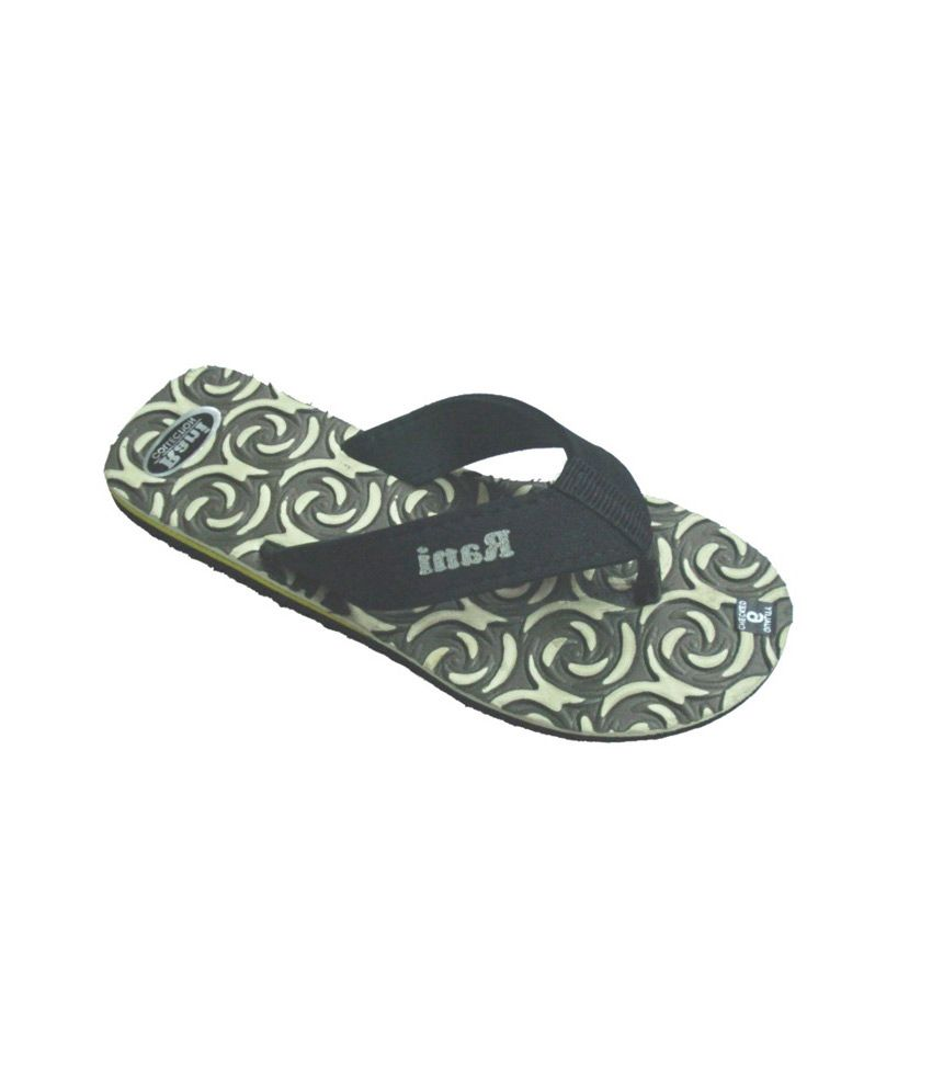 Tropic Olive Flat Platform Slipper For Women
