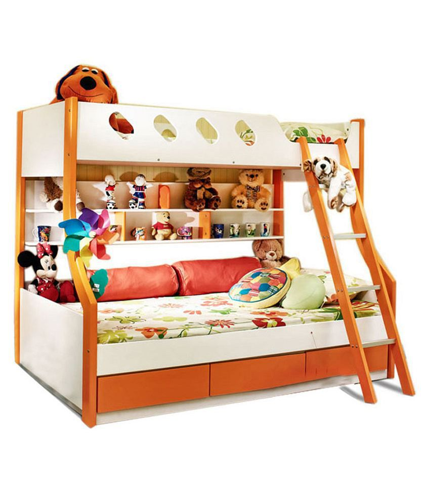 Hometown Deccan Bunk Bed Buy Hometown Deccan Bunk Bed Online At