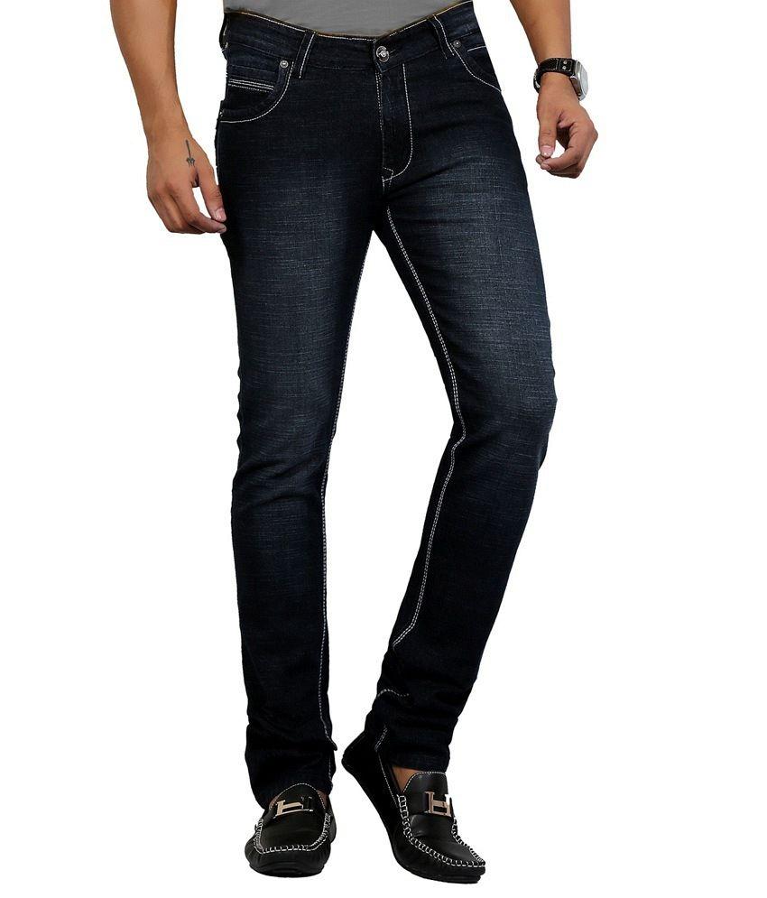 Dfu Jeans Black Slim Jeans
