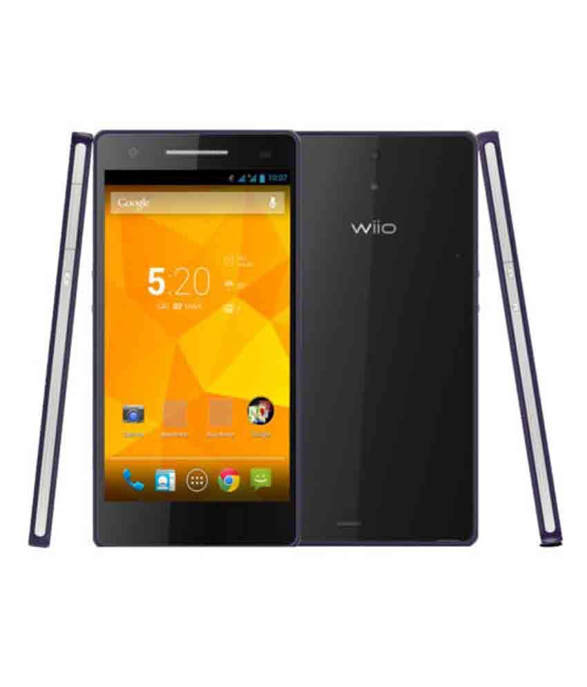 WiiO WI5 Octacore 16GB Blue