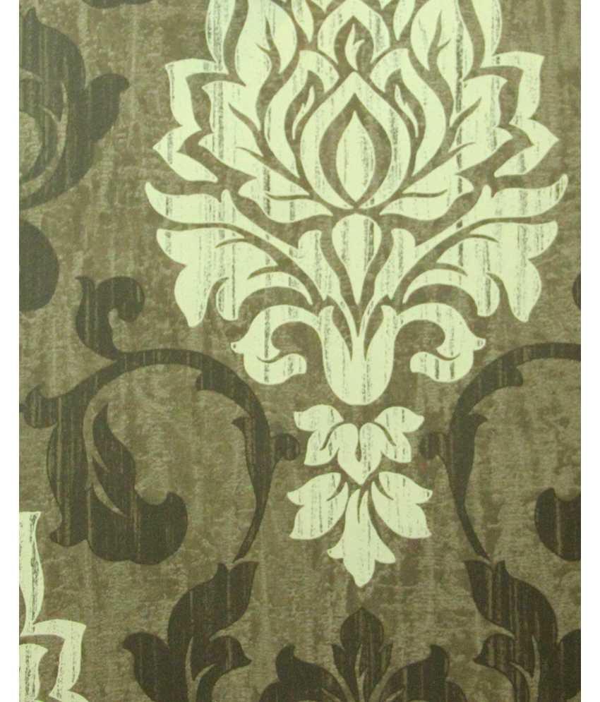 After Effects Monochrome Mughal Art Wallpaper