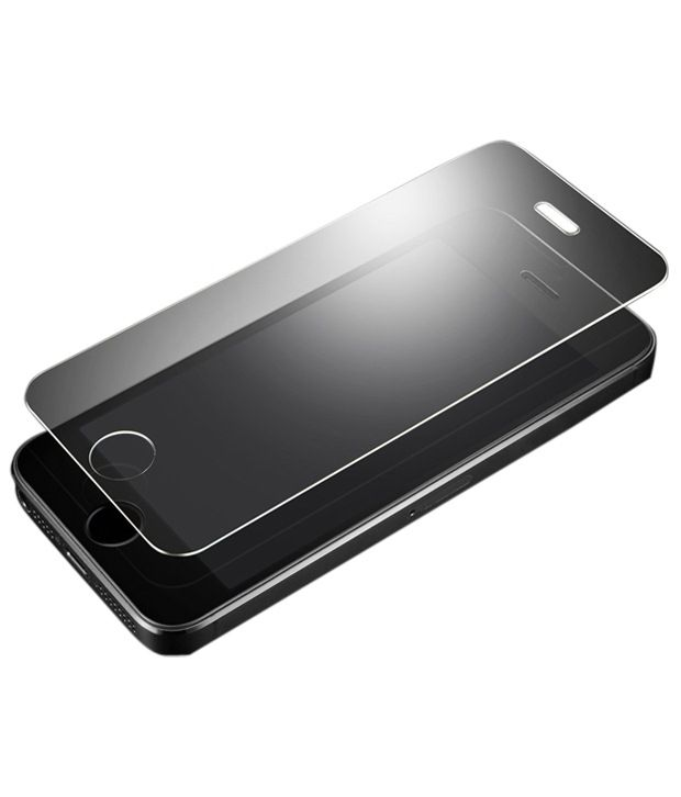 Apple Apple iphone 5C Tempered Glass Screen Guard by Selfieseven
