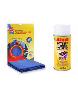 ABRO Terminal Protector BP-675 (142 gm)+Microfiber Cloth