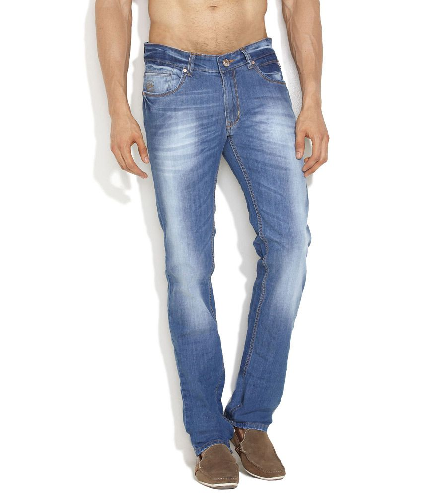 Canary London Medium Blue Cool & Sexy Slim Fit Jeans