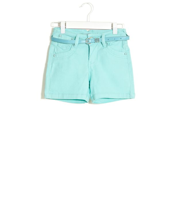 Deal Jeans Kids Sky Blue Cool Girl Shorts
