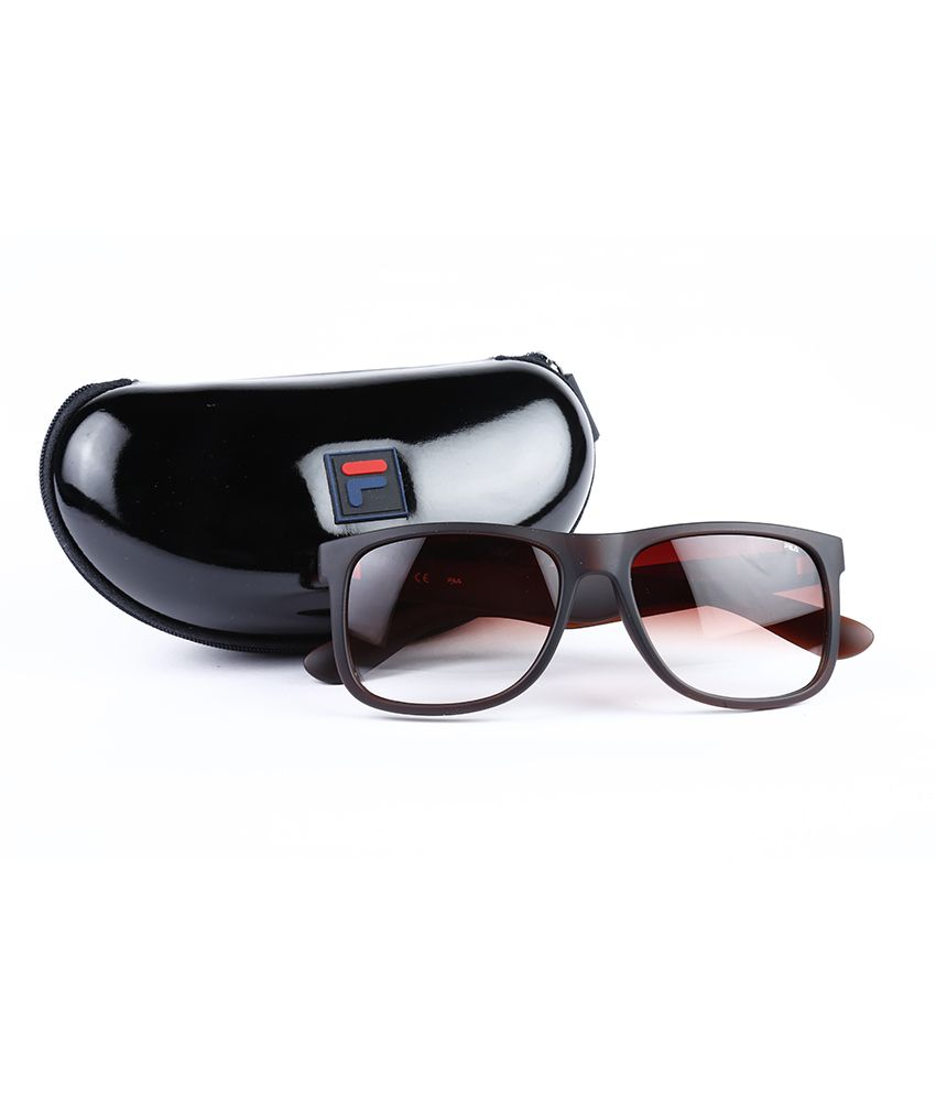 9e8ea6beeabb Fila Brown Wayfarermen Sunglass Men Sunglass - Buy Fila Brown ...