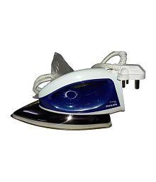 Philips Finessa GC 103 Dry Iron Blue