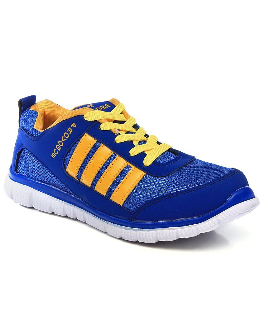provogue blue sport shoes