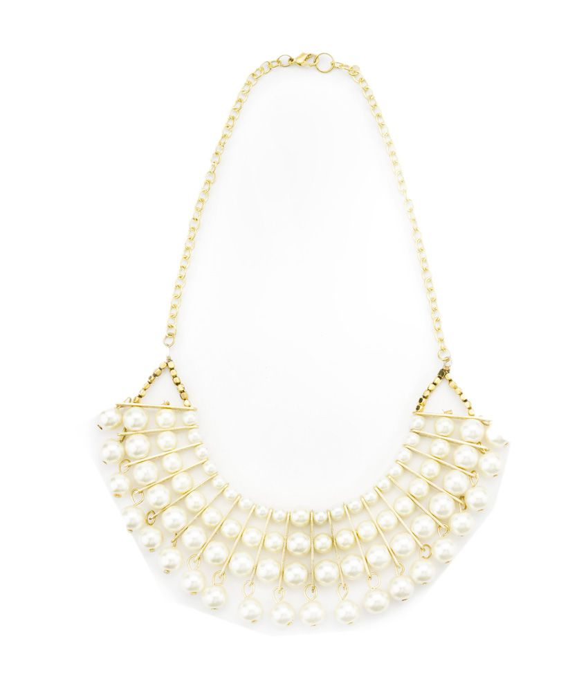 AJARA Beige Necklace