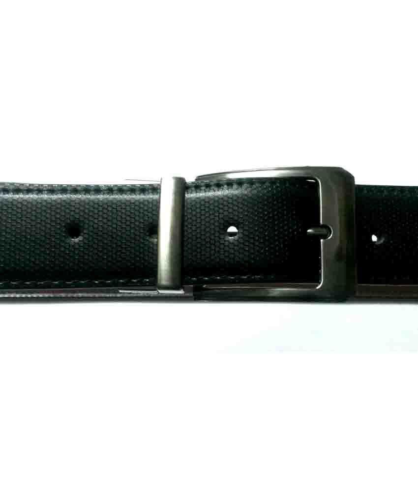Gold Plus Pu Leather Belt