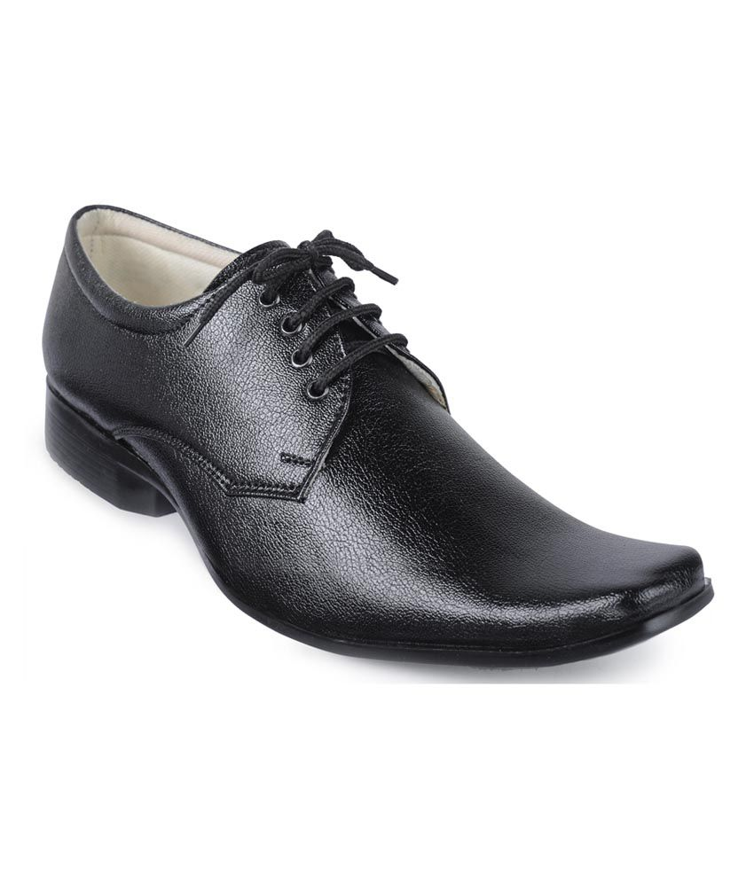 WINDUS Black Formal Shoes Price in India- Buy WINDUS Black Formal ...