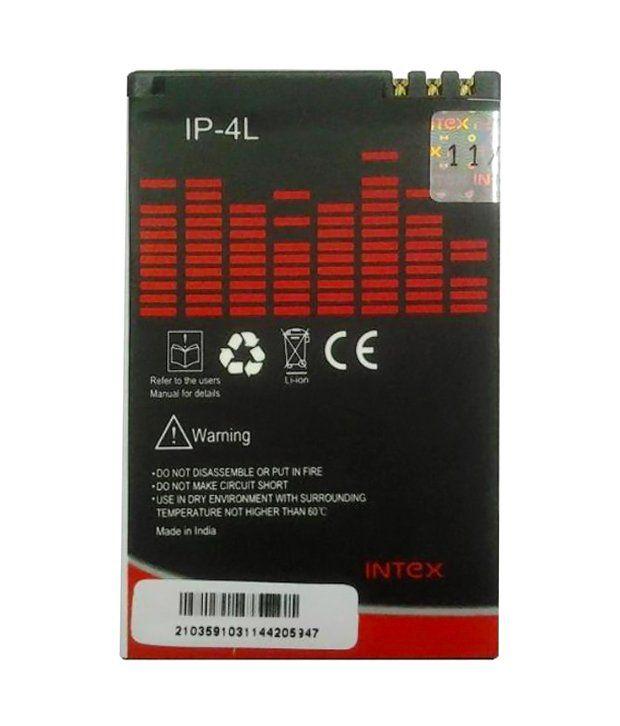 Intex BP4L Battery for Nokia E71 (1500 mAh)