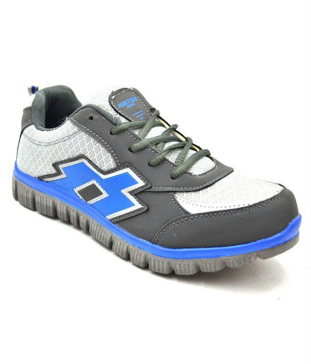 just sports rock grey shoes price in india buy just