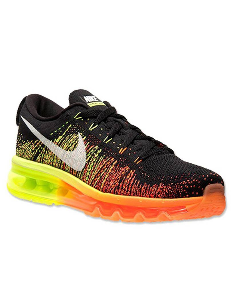 68daa62b51f6 Nike Flyknit Max Sports Shoes - Buy Nike Flyknit Max Sports Shoes Online at  Best Prices in India on Snapdeal