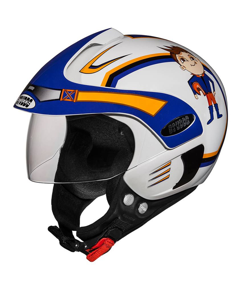 ee9552c4d15 Studds - Kids Helmet - Marshall (D1 N1 Boys) [Extra Small - 50 cms]: Buy  Studds - Kids Helmet - Marshall (D1 N1 Boys) [Extra Small - 50 cms] Online  at Low ...